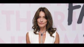 Carla Bruni méconnaissable   sa folle transformation pour le Vogue italien
