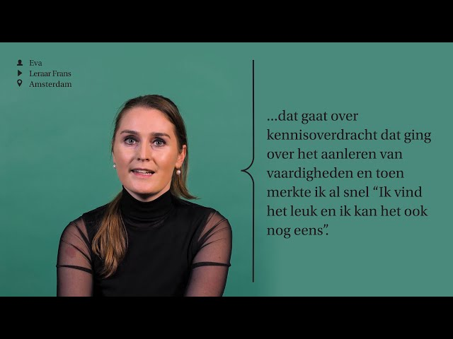 Lerarenopleiding Frans | Universiteit van Amsterdam