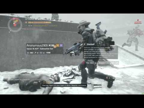 Anonymous2909 Cheating in The Division (PC) - 05/09/2016 @ 06:54PM EDT