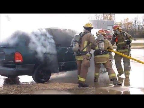Emporia Fire Department Fall 2014 New Hire Graduation