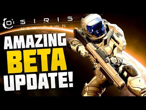Osiris New Dawn - NEW BETA, AMAZING UPDATE! Best Survival Game Ever! - Osiris New Dawn Beta Gameplay