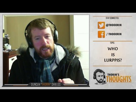 Thorin's Thoughts - Who is lurppis? (CS:GO)