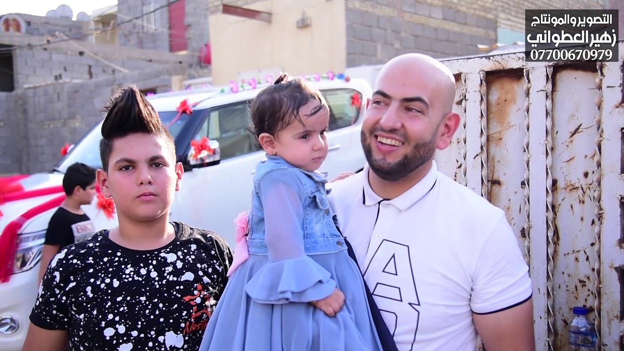 حفل زفاف سعد الدلفي الف مبروك تصوير زهير العطواني و علي العطواني