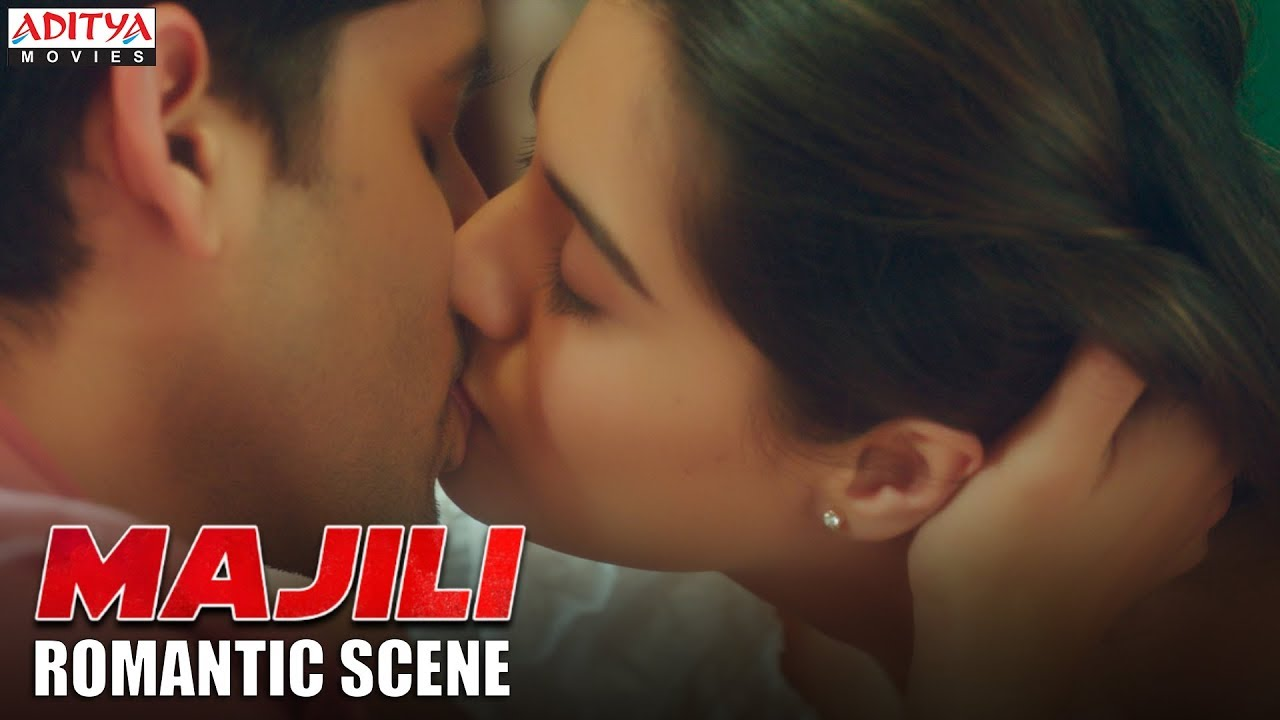 Download Majili Romantic Scene   Majili Hindi Dubbed (2020)   Nagacahitanya,Divyansha kaushik