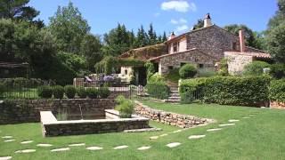 Particulier: vente maison de prestige Tourtour, en pierres Var - Annonces immobilières