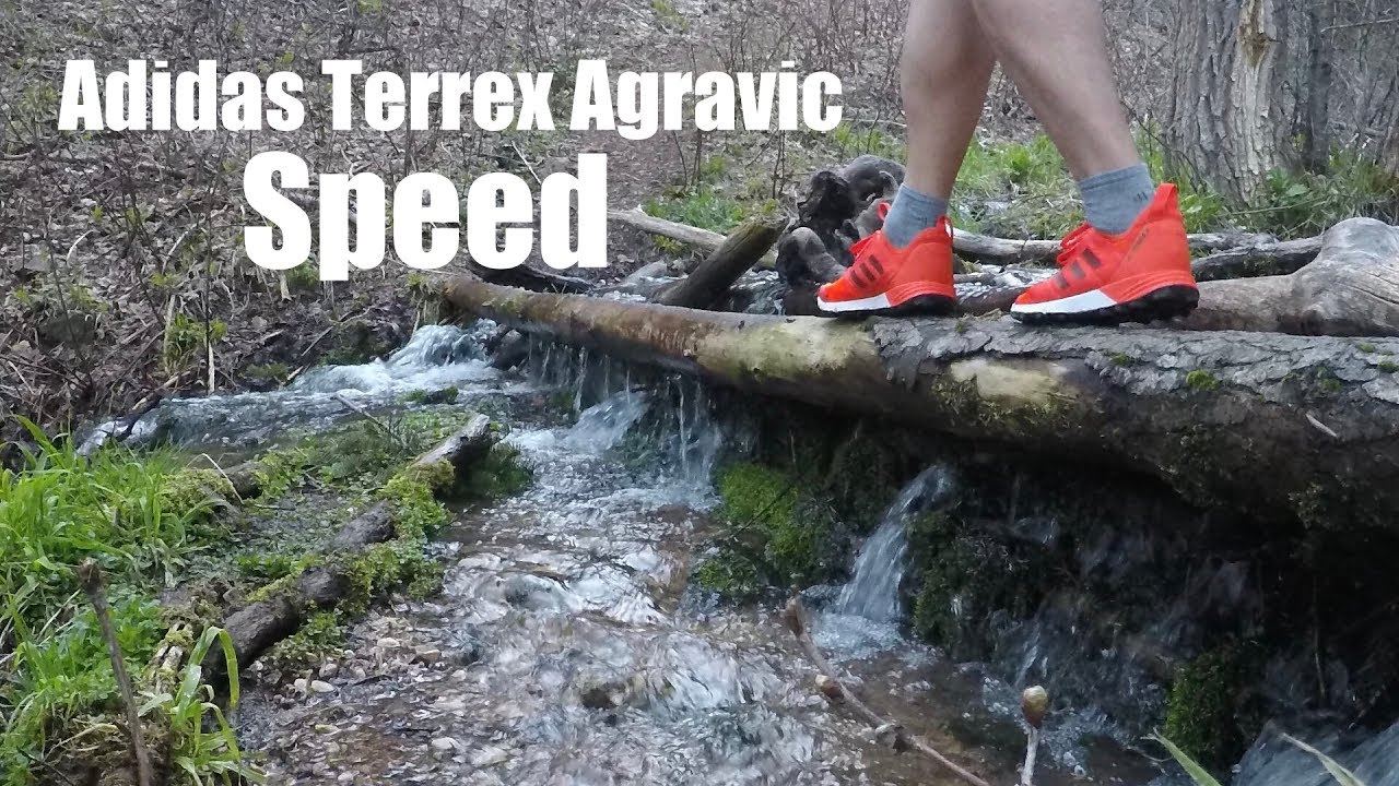 Adidas Terrex Agravic Speed-- Trail Running Shoe Review