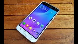 Розпакування Samsung Galaxy J3 2016 J320H