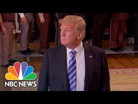 President Donald Trump Reacts To Anonymous New York Times Op-Ed | NBC News