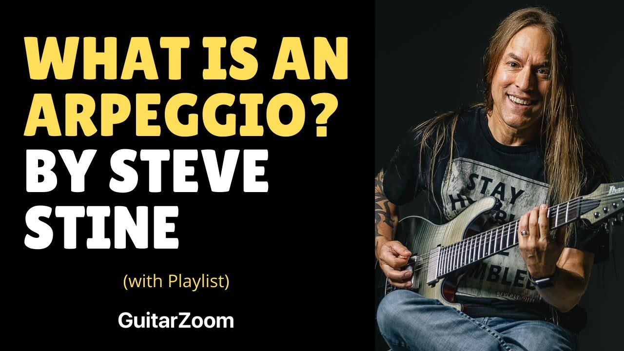 steve stine guitar lesson what is an arpeggio youtube. Black Bedroom Furniture Sets. Home Design Ideas