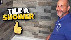 How To Tile A Shower | From A to Z