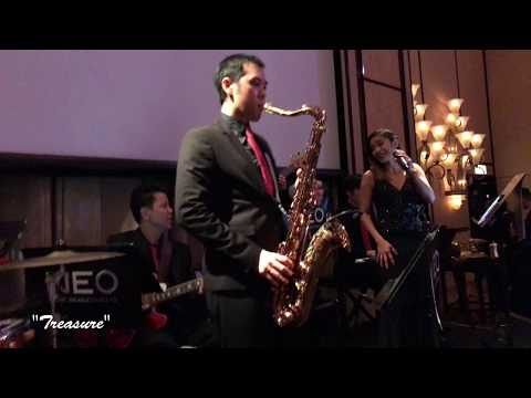 Neo Music Production | Live Band at Four Seasons Hong Kong | Jazz Band Wedding Band