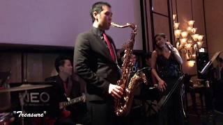 Neo Music Production   Live Band at Four Seasons Hong Kong   Jazz Band Wedding Band