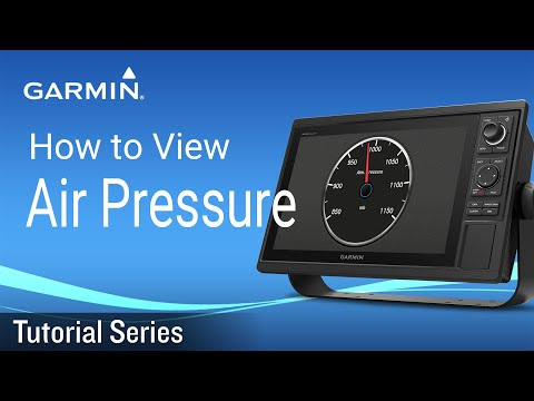 Tutorial - How to view the air pressure thumbnail