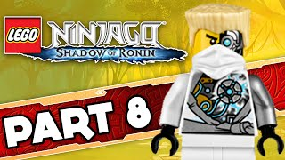 "LEGO Ninjago Shadow of Ronin Part 8 | ""Skeleton Mines""  Gameplay Walkthrough"