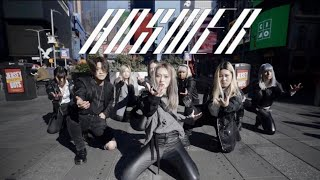 Download [KPOP IN PUBLIC NYC] ATEEZ (에이티즈) - INTRO + 'ANSWER' Dance Cover