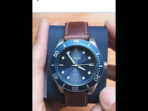 Chaps Diver Watch (CHP5066)