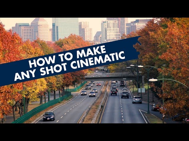 Haz que tus vídeos parezcan una película con estos sencillos trucos ...