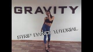 Strip dance TUTORIAL by Lili Nikolayeva\ Видео урок с стрип данса\обучающее видео\стрип пластика