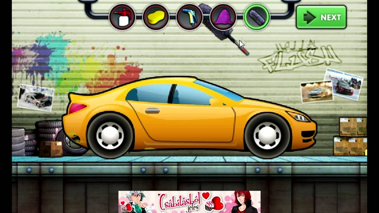 Car Design Game >> Car Wash Design Gameplay Android Mobile Game Youtube