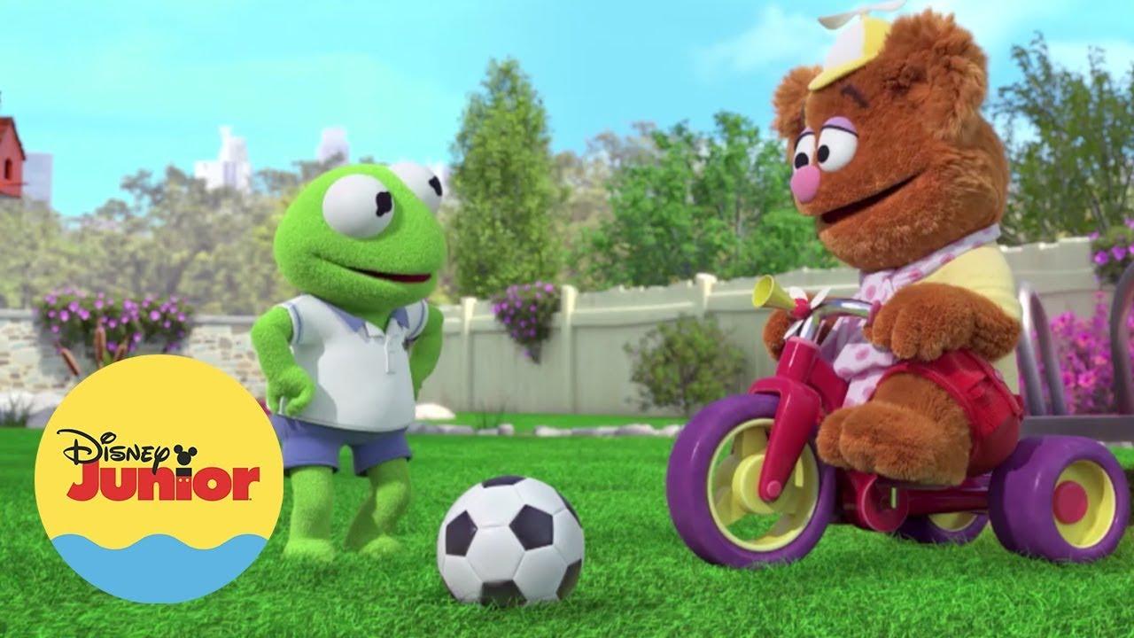 Download Kermit y Fozzie   Hora del Show   Muppet Babies