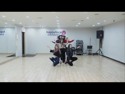 Dreamcatcher(드림캐쳐) 'PIRI' Dance Video(연습실 Ver.)