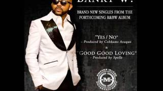 Banky W - Yes / No - New Music