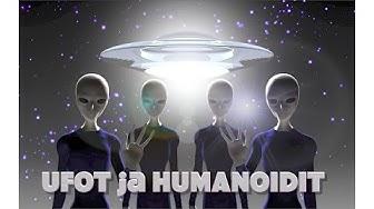 Avartuva ihmiskuva 24.2.17: Ufot ja humanoidit