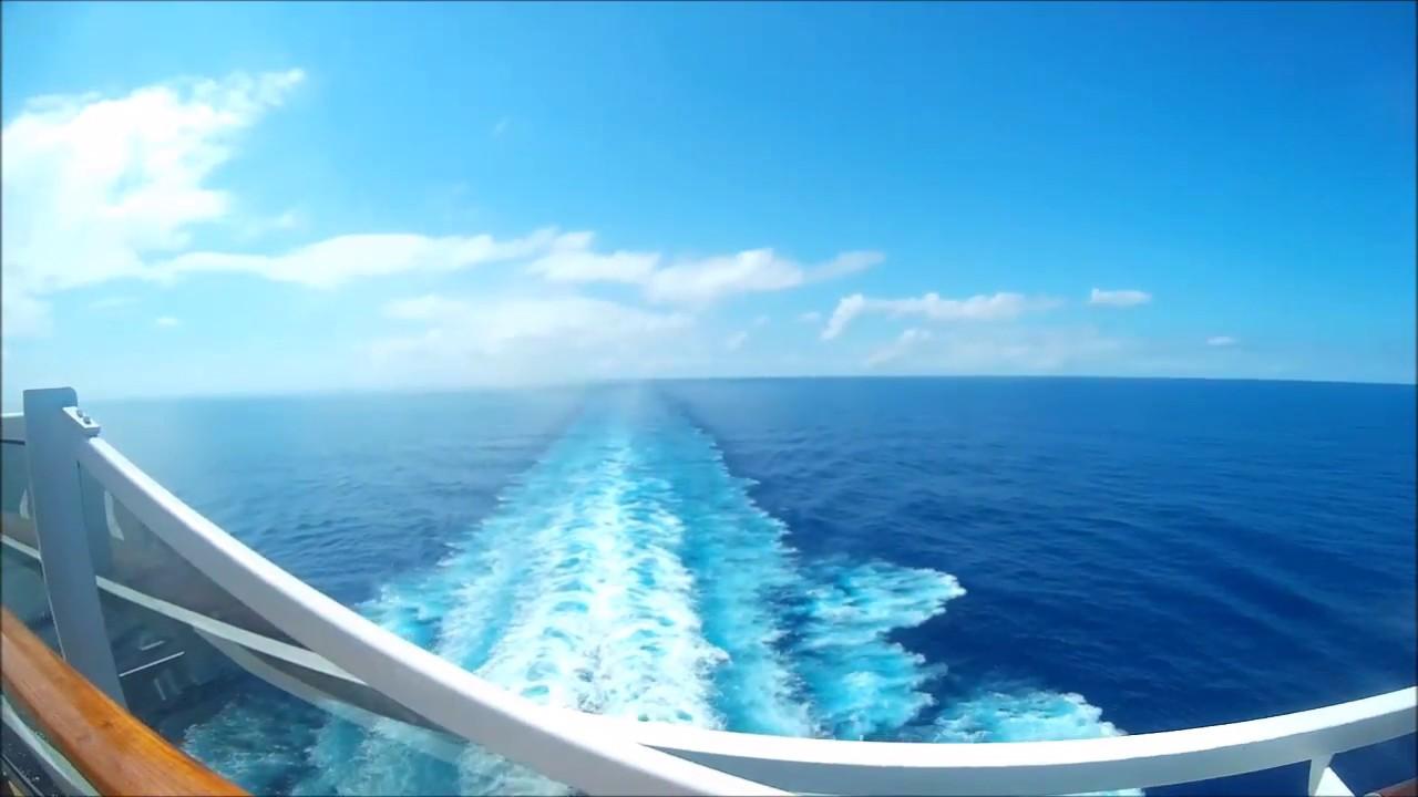 Walking across The Bridge of Sights , MSC Seaside - YouTube