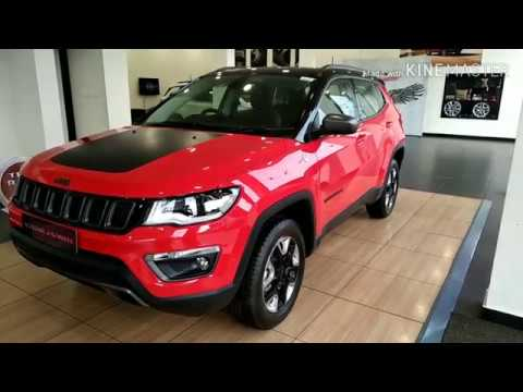 New Jeep Compass Price In Kerala
