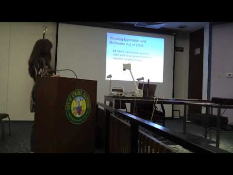 COMS 101 Informative Speech Smith