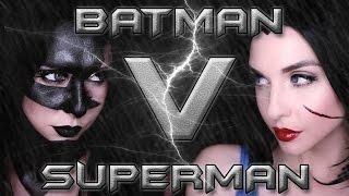 Batman v Superman Makeup Tutorial | NYX FACE AWARDS 2016 ENTRY