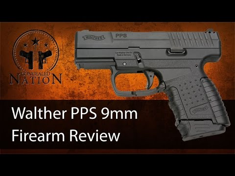 [FIREARM REVIEW] Walther PPS 9mm