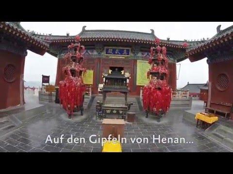 Bloggerreise nach Henan 2016