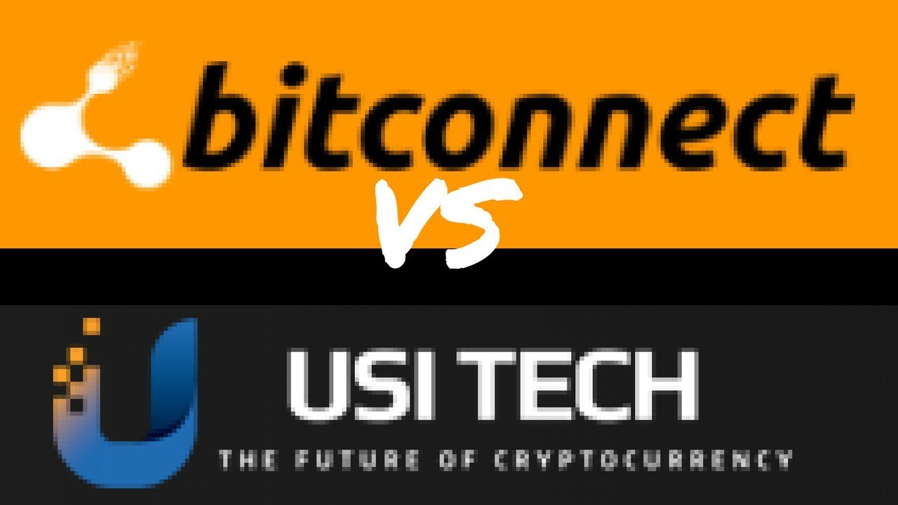 Bitconnect vs USI Tech | review after 4 months - YouTube