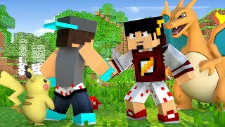 Minecraft: PARCERIA - POKEMON CHAMPIONS #4 ‹ AMENIC ›