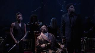 Official Clip | Mozart's Shocking Accusation | Amadeus - National Theatre at Home