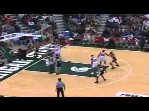 Shane Battier HS Basketball Championship Highlights