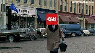 Trump vs. CNN Meme