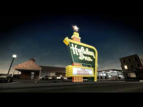 Holiday Inn New Sign Animation