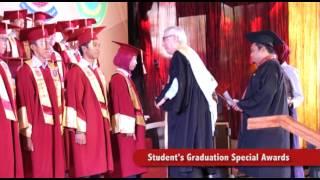 Sampoerna Academy Graduation SMAN Sumatera Selatan (4 Juni 2013)