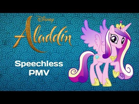 "PRINCESS CADANCE TRIBUTE ""Speechless (Movie Ver.)"" (Naomi Scott) (From ""Aladdin"")"