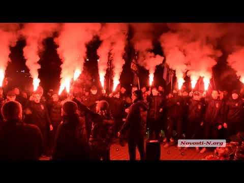 Новости-N: В Николаеве националисты спели