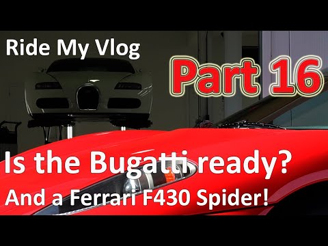 RIDE MY VLOG 16 IS ALMOST ABOUT THE BUGATTI GRAND SPORT BUT NOT EXACTLY?