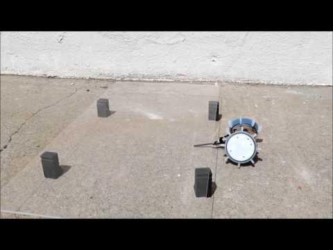 0 - 3D-gedruckter Roboter als Ergänzung zum nächsten Mars Rover?