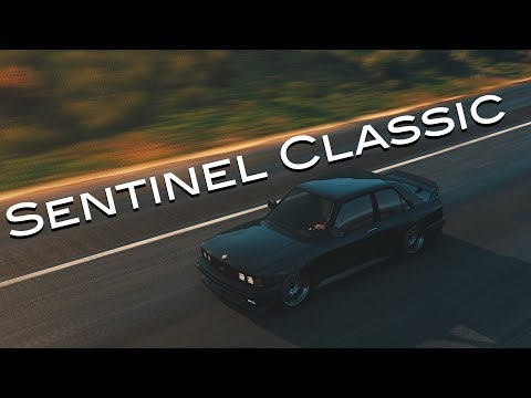 Sentinel Classic Cinematic Showcase 2 (4K, GTA5 Rockstar Editor Machinima)