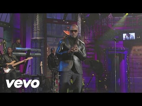 Jamie Foxx - Gold Digger/Extravaganza (Live on Letterman)