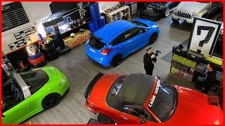 GARAGE TOUR: le nostre AUTO ! | CARMAVLOG #2