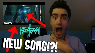 KESHA - MY OWN DANCE - (Official Video) REACTION!