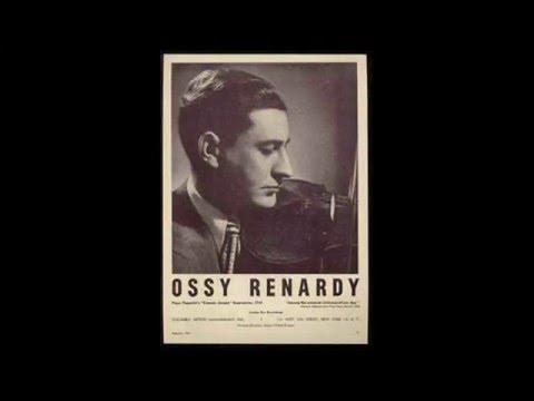 Corelli - Violin Sonata No. 8 in E minor, Op. 5 No. 8 - Ossy Renardy