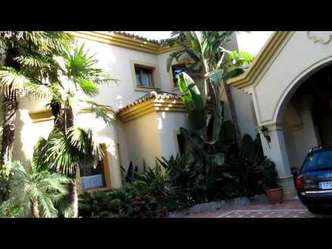 President@Agent4Stars.com   Amazing 1000m2 build Marbella Mansion for sale